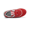 new balance 997H Kids - Red sneaker