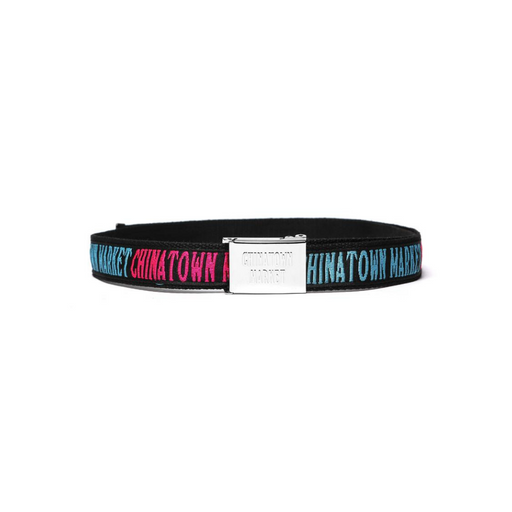 chinatown market multi logo belt