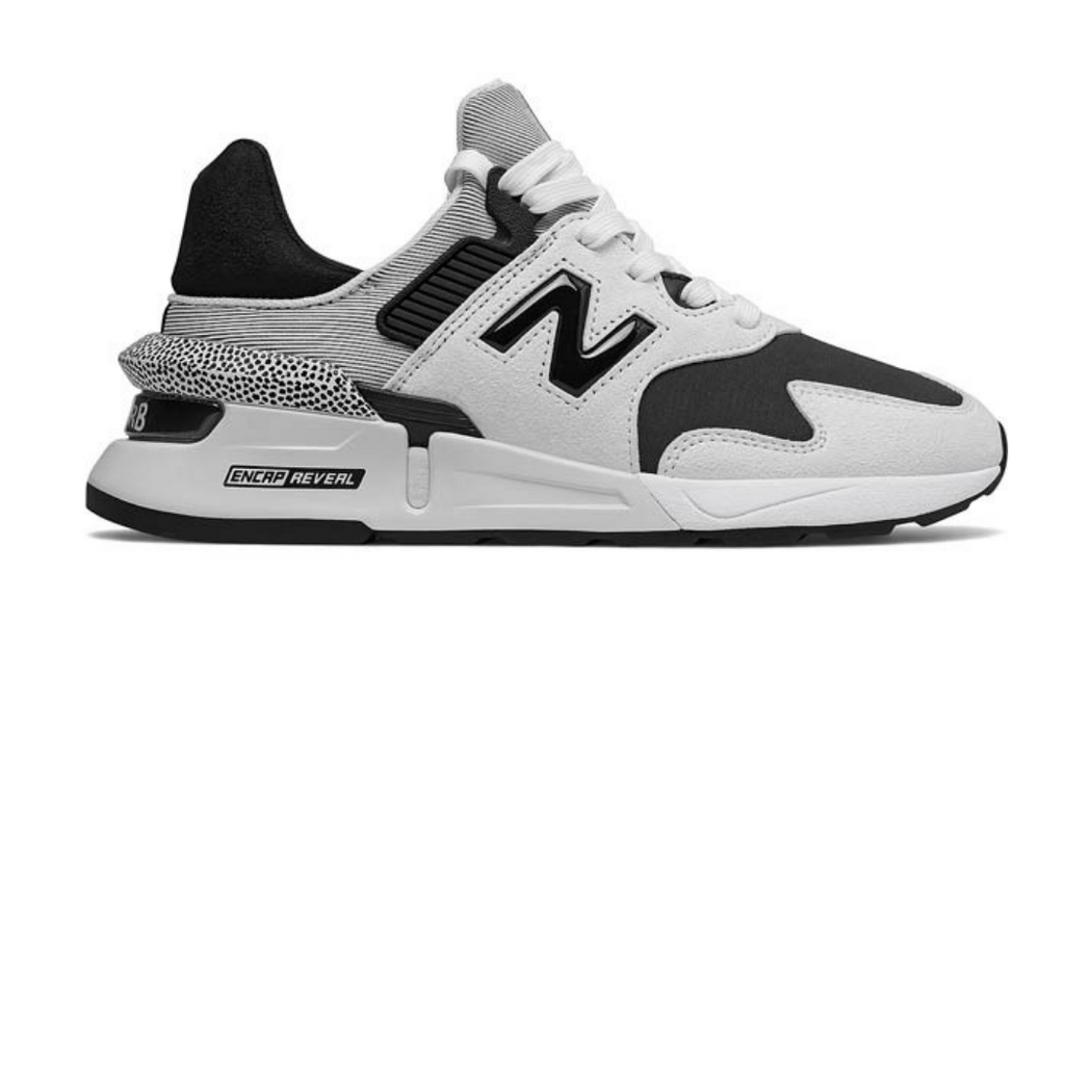 new balance WS997 B wmn - white/black sneaker