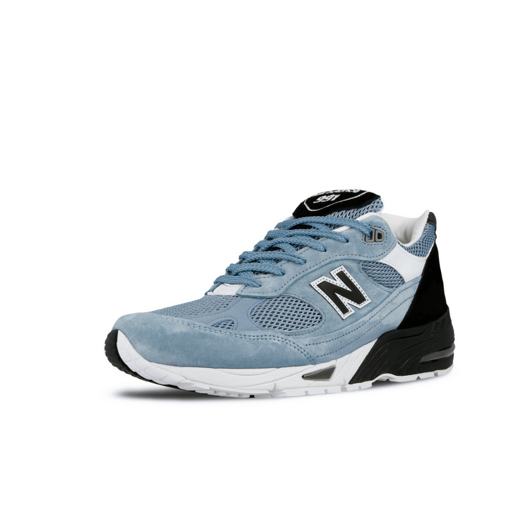 new balance m991 d svb - blue/black sneaker