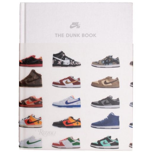 nike sb : the dunk book