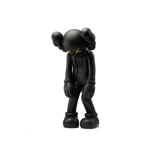kaws - small lie figurine