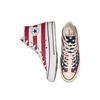 converse Chuck 70 High Archive Restructured - White/Garnet sneaker