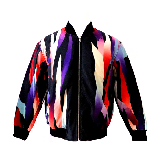 gambette x paom for nous bomber jacket