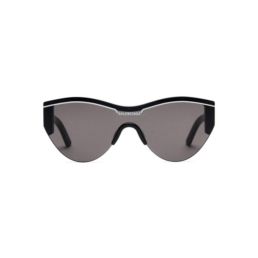 balenciaga women black/grey ski cat sunglasses