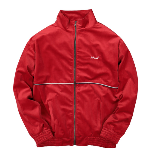 pressure uk red tracksuit