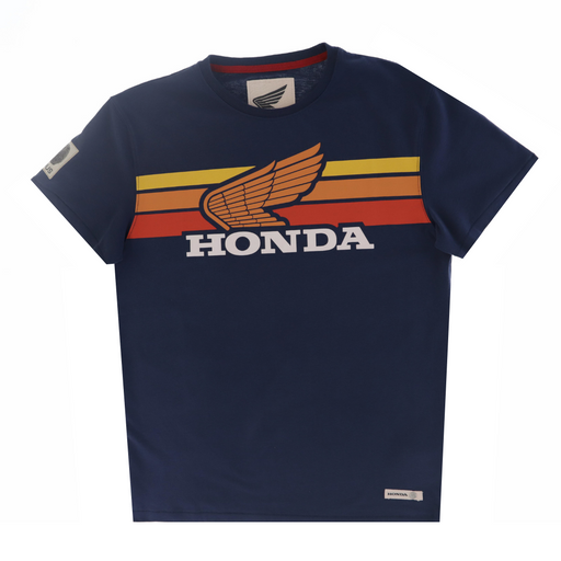 honda x nous sunset t-shirt