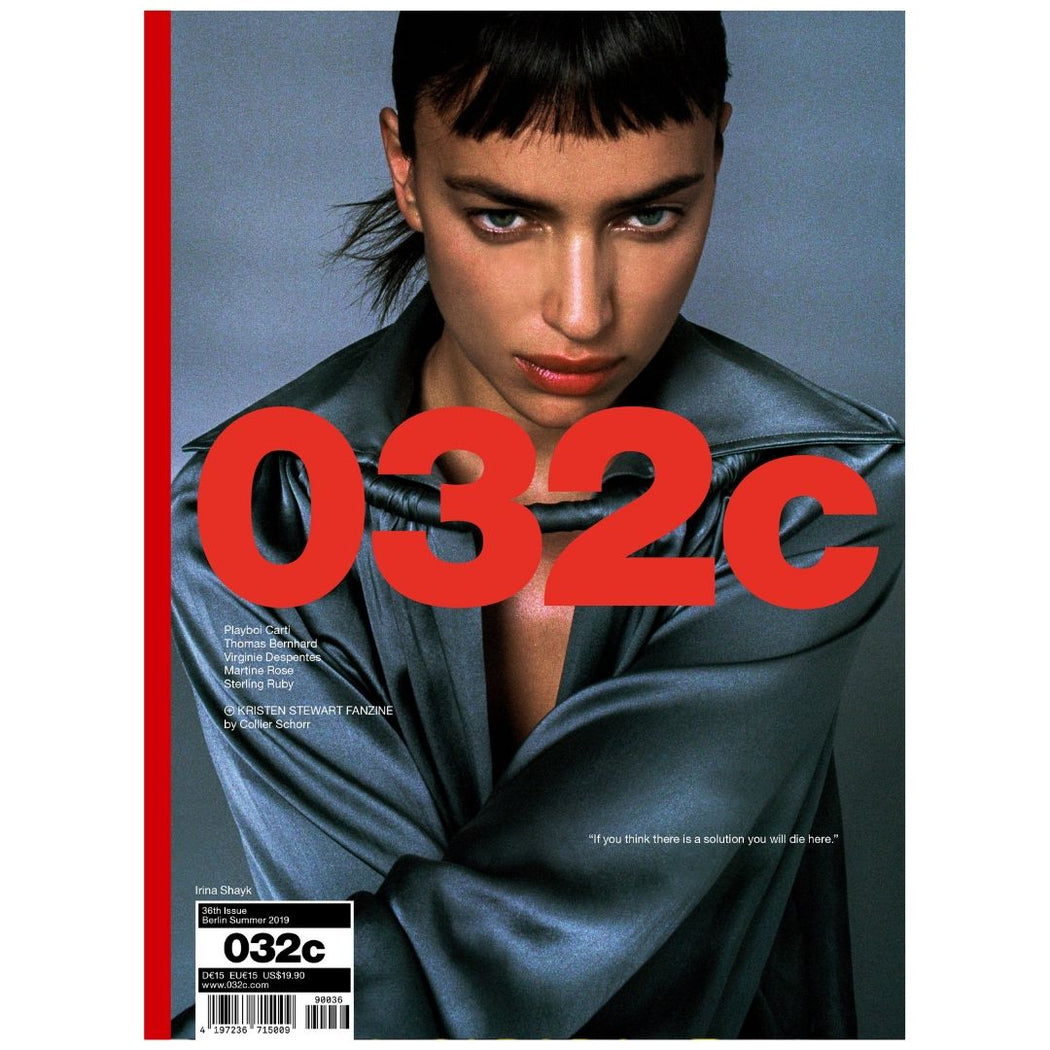 032 C magazine issue 36