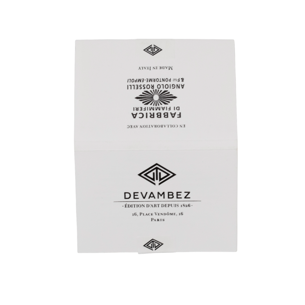 devambez matchbook