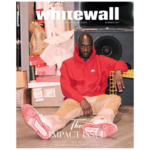 whitewall magazine issue 54 - summer 19