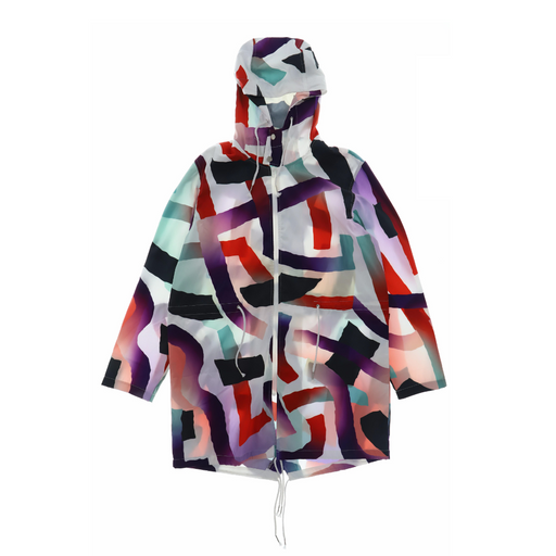 gambette x paom for nous raincoat