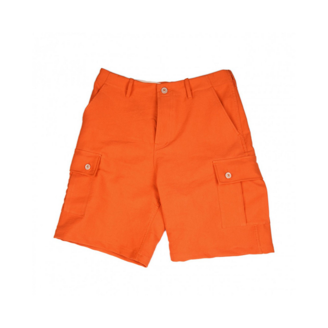 BLEU DE PANAME MECANO SHORT - ORANGE