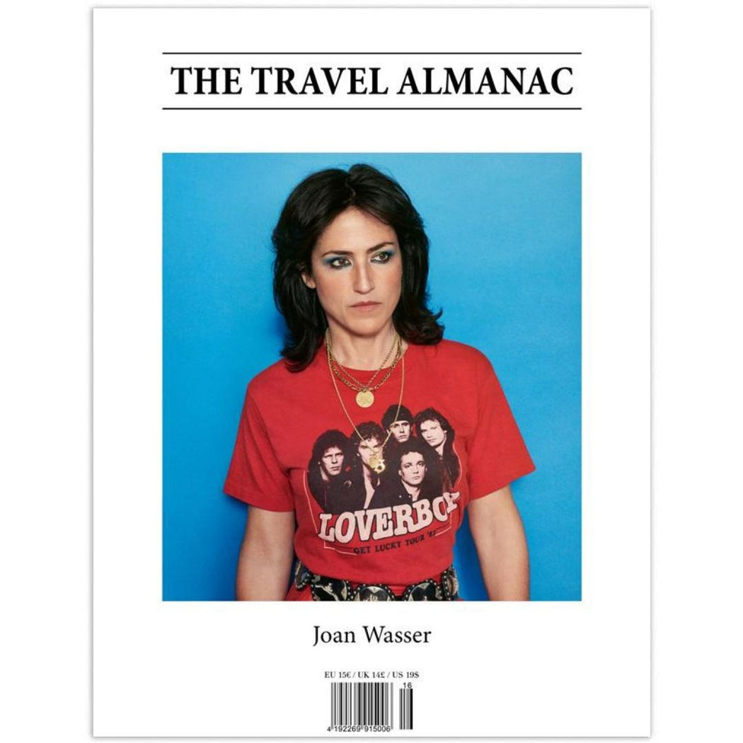 the travel almanach magazine issue 16
