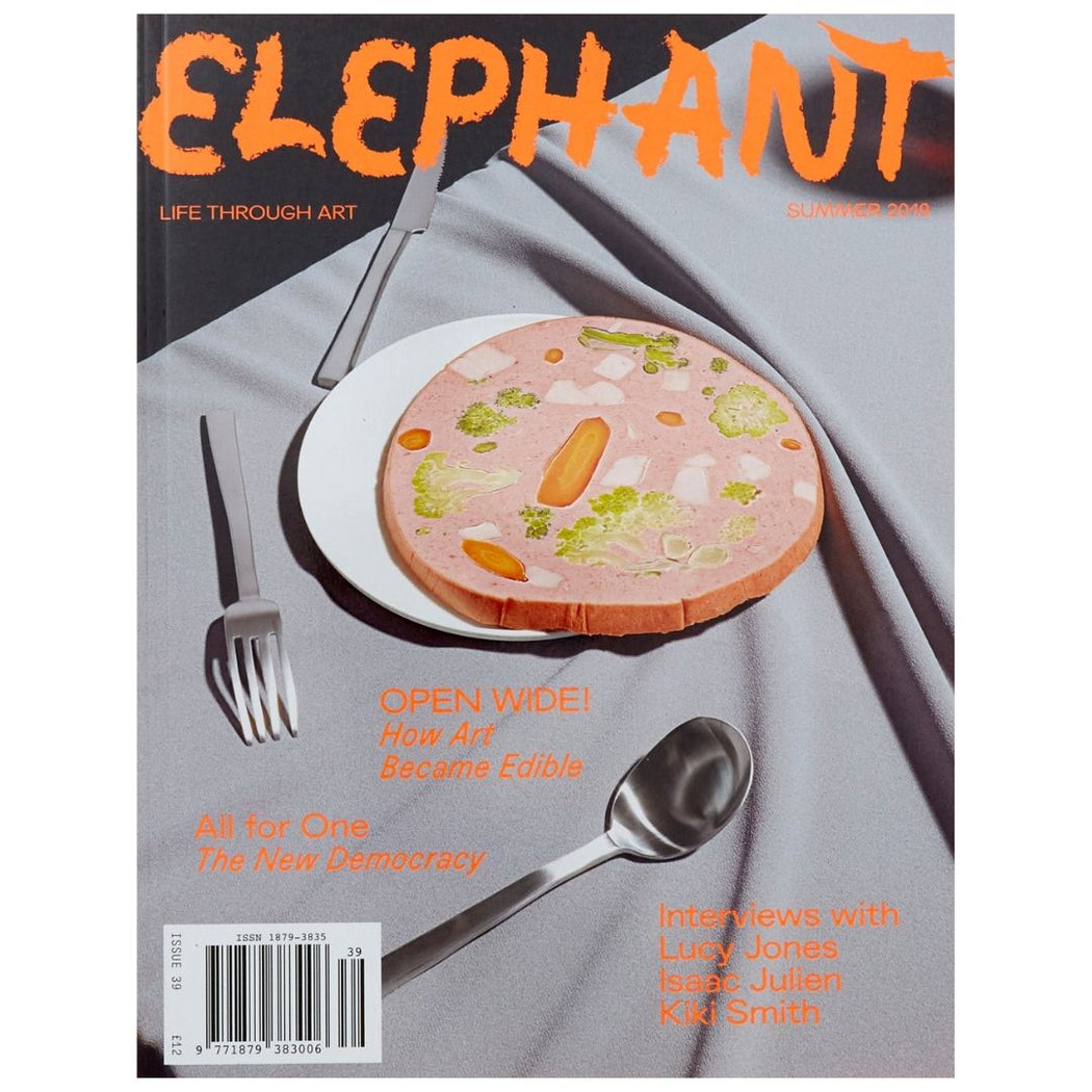elephant magazine issue 39