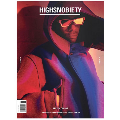 highsnobiety magazine issue 18