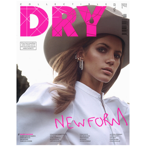 collectible dry magazine issue 12