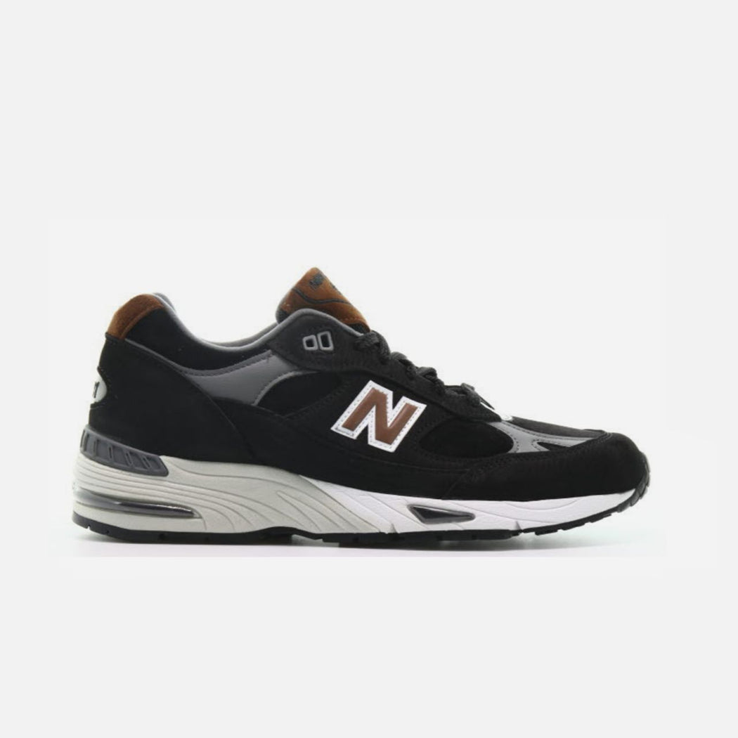 new Balance M991 D - Black sneaker