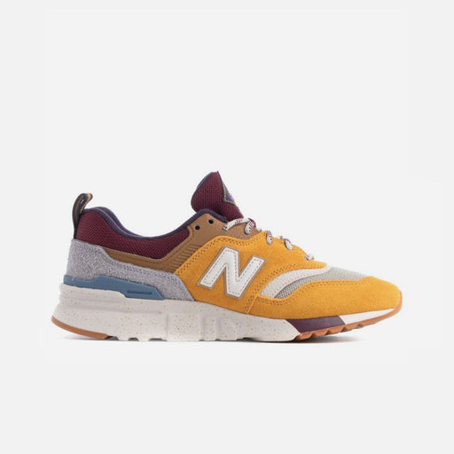 new Balance wmn CW 997 HXE - Yellow/Red sneaker