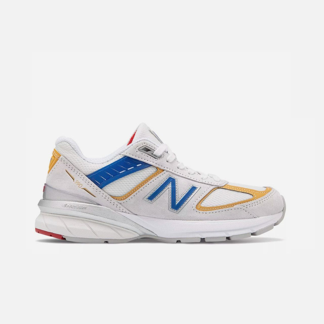 new balance W990NR5 Nimbus Cloud - Grey/Red sneaker