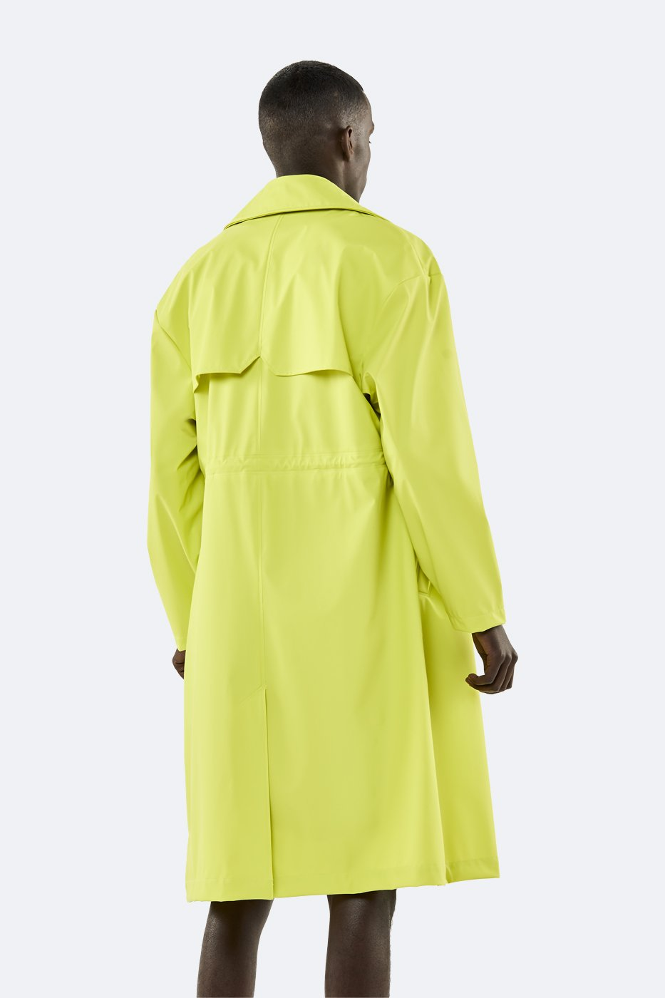 rains 1705 ltd Curve Coat