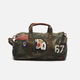 polo ralph lauren canvas duffle bag