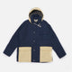 marni colour-block coat