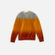 missoni gradient effect crewneck