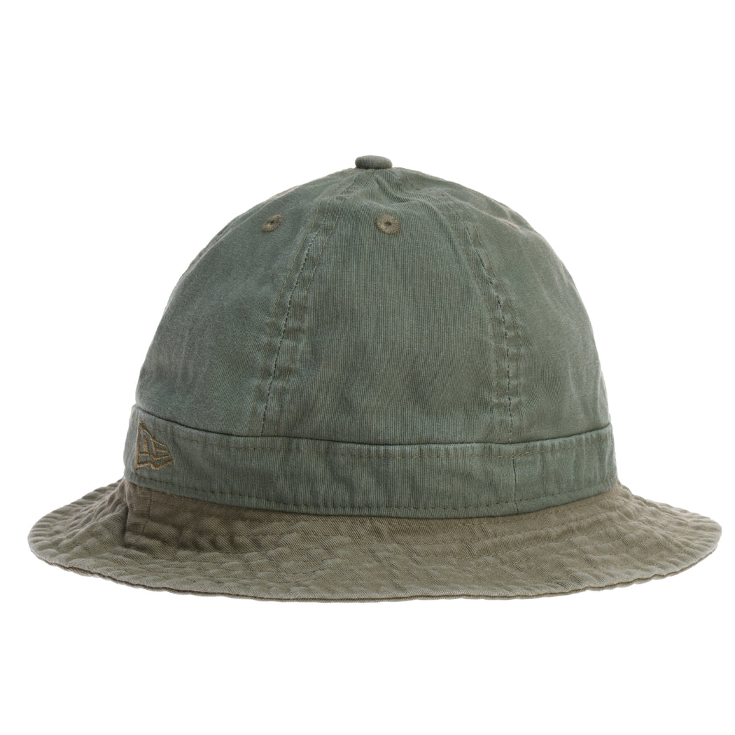 new era canvas explorer bucket hat