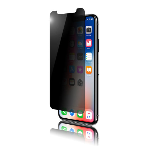 qdos optiguard- privacy glass protect for iphone x