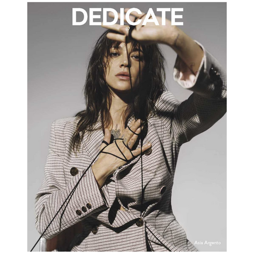 DEDICATE MAGAZINE ISSUE 37