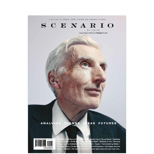 SCENARIO MAGAZINE ISSUE 01:2019