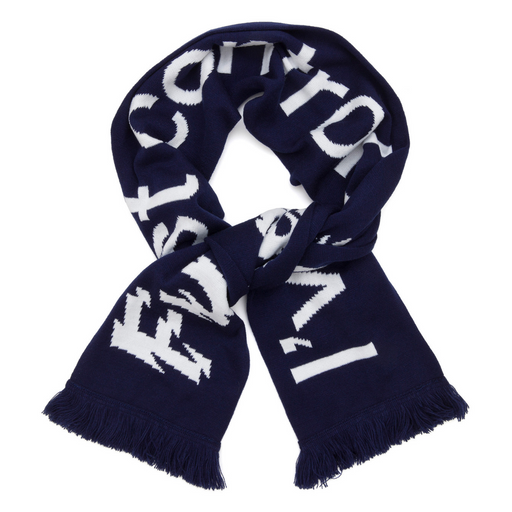 "FAMT "" I'VE LOST"" SCARF"
