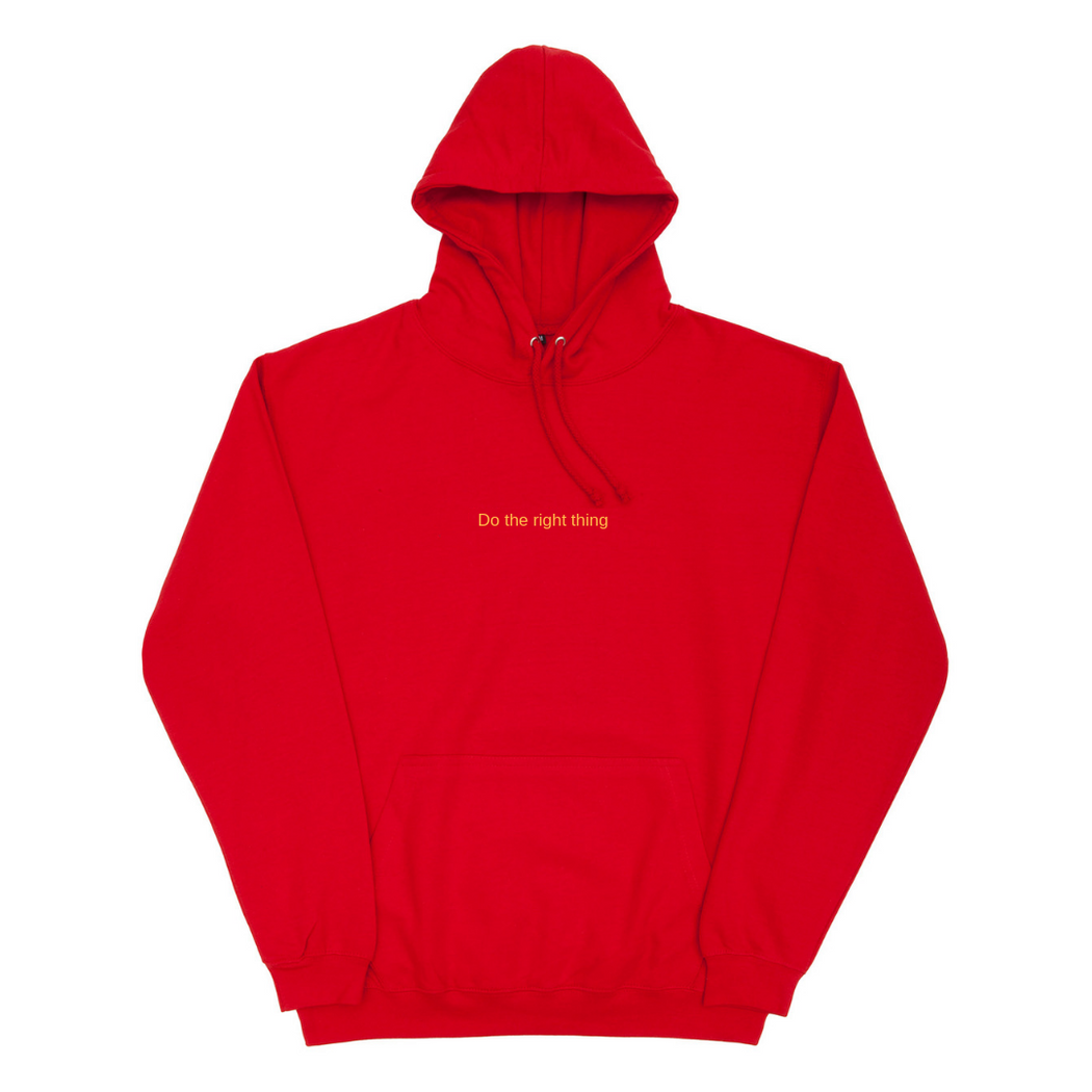"FAMT ""DO THE RIGHT"" HOODIE"