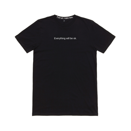 "FAMT ""EVERYTHING WILL"" T-SHIRT"
