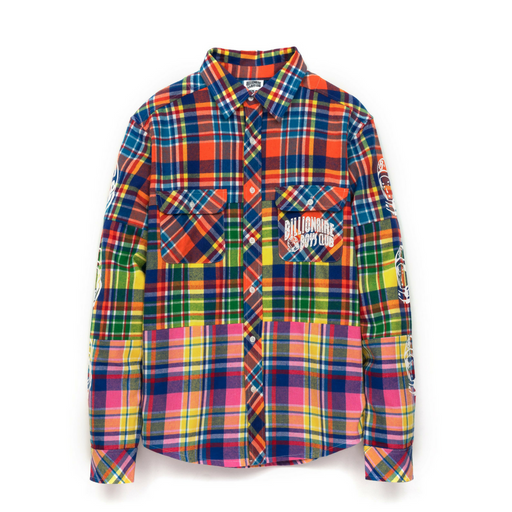 BBC MULTI CHECK SHIRT - nous