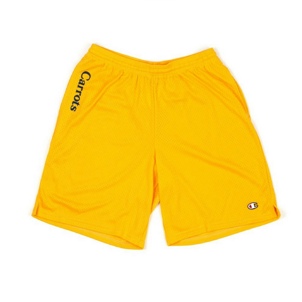 CARROTS LOGO MESH SHORT