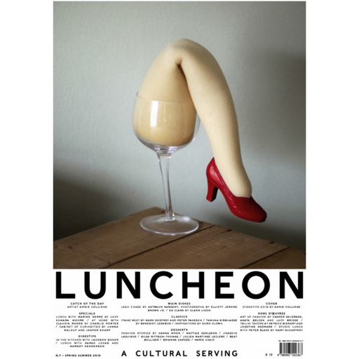 LUNCHEON MAGAZINE ISSUE 7