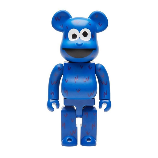 MEDICOM TOY COOKIE MONSTER 1000% be@rbrick