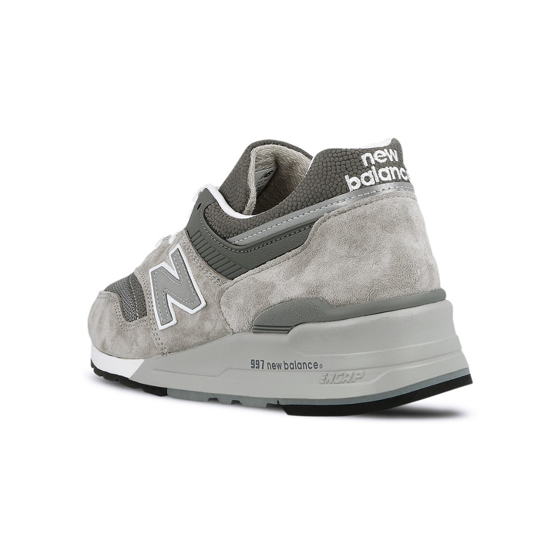 really comfortable uk cheap sale sold worldwide NEW BALANCE M997D GY sneaker