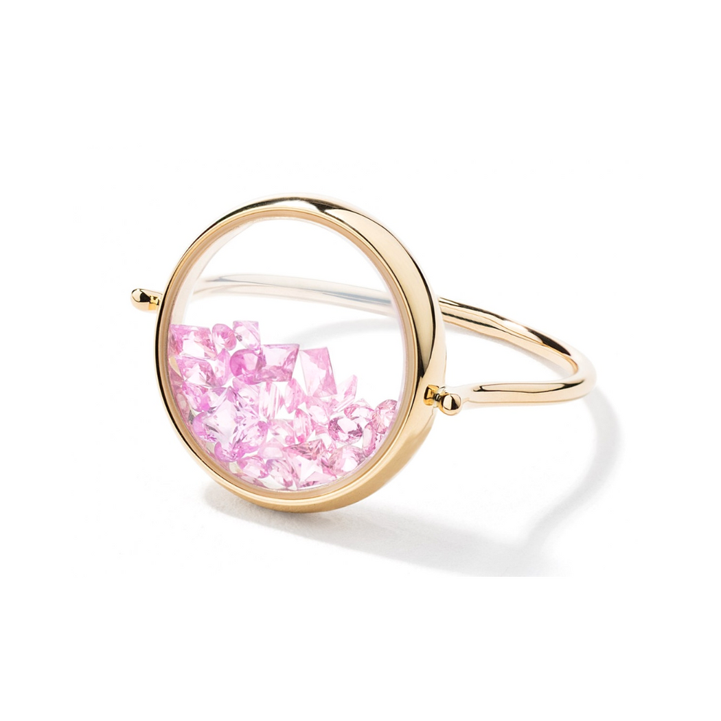 AURELIE BIDERMANN CHIVOR PM SAPHIR ROSE