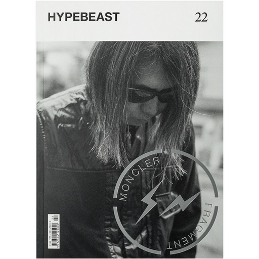 HYPEBEAST MAGAZINE ISSUE 22