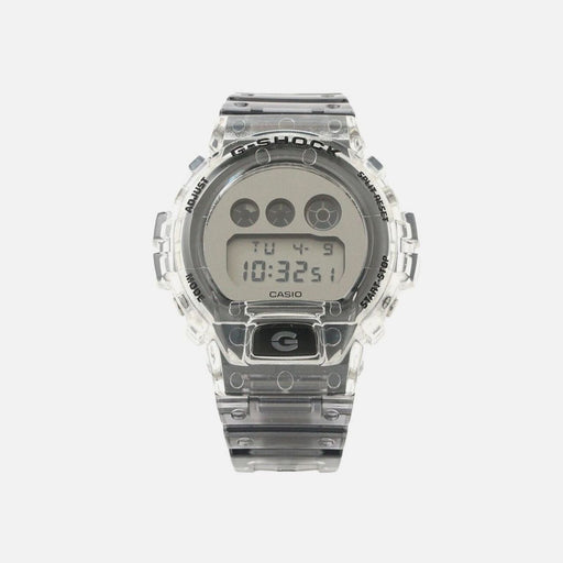g-shock DW-6900SK-1ER clear skeleton watch