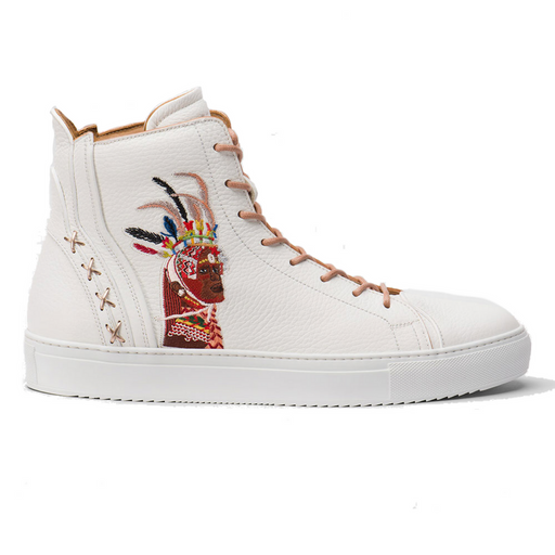 ENJI HIGH TOP MASAI MUYUKA W - nous