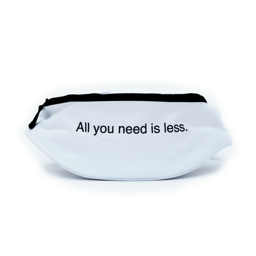 "FAMT WAIST BAG ""ALL YOU NEED"" - nous"