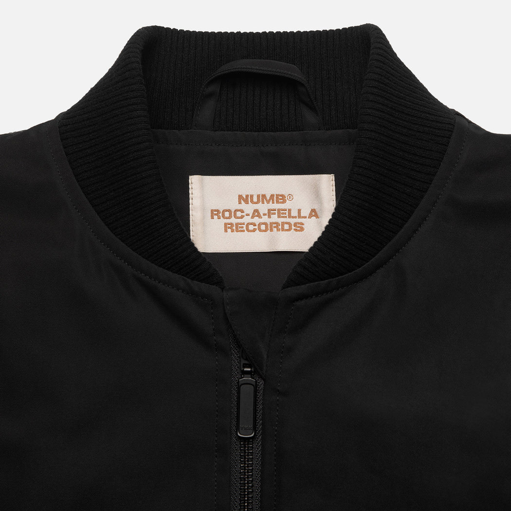 NUMB THE R.O.C. BOMBER JACKET
