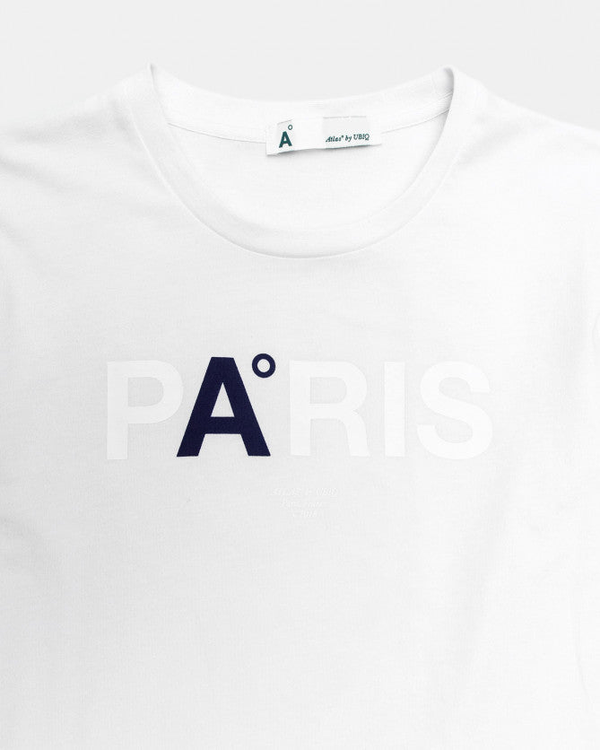 UBIQ ATLAS PARIS S/S T-SHIRT