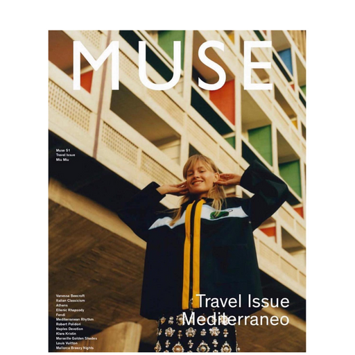 MUSE MAGAZINE ISSUE 51