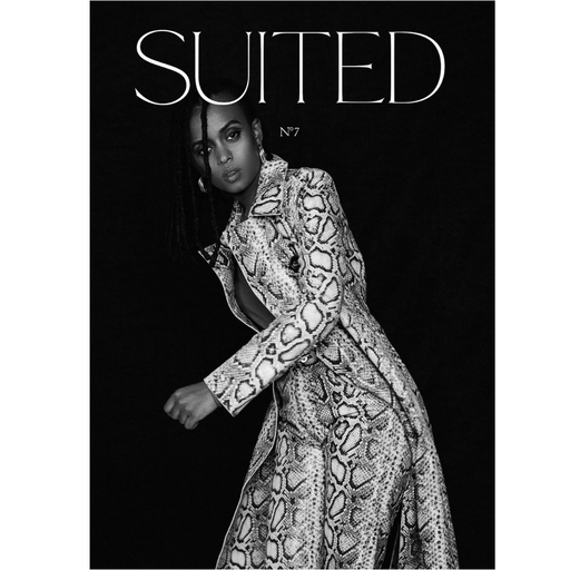 SUITED MAGAZINE ISSUE 7