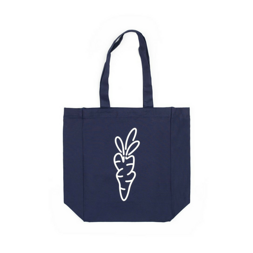 CARROTS LOGO TOTE BAG - nous