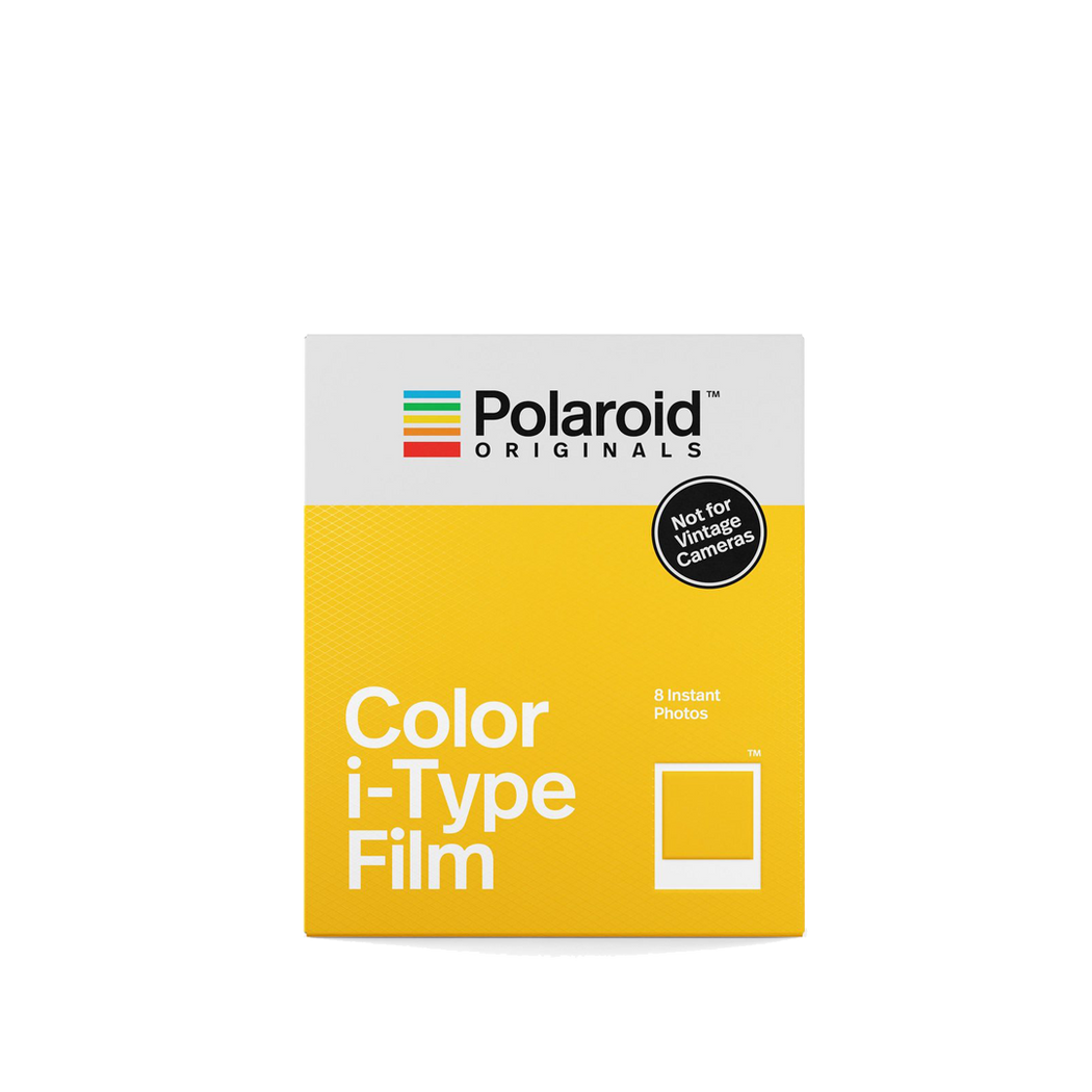 POLAROID COLOR FILM FOR I-TYPE - nous